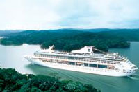 Cruises Through The Panama Canal